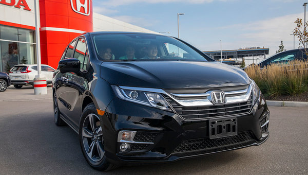 Honda Proudly Celebrating 50 Years in Canada
