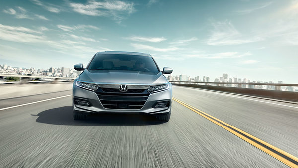 Why The 2019 Honda Accord is a Top-selling Sedan