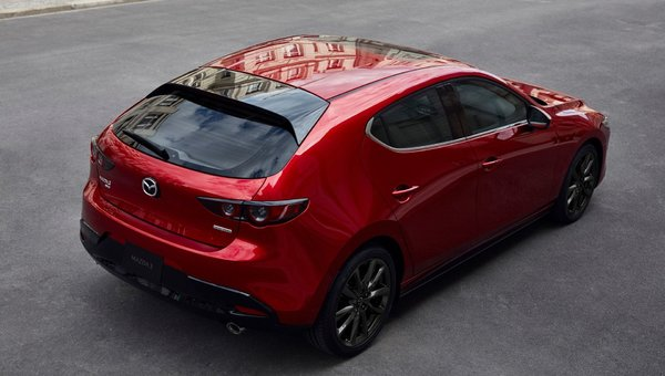 À la rencontre de la nouvelle Mazda3 2019