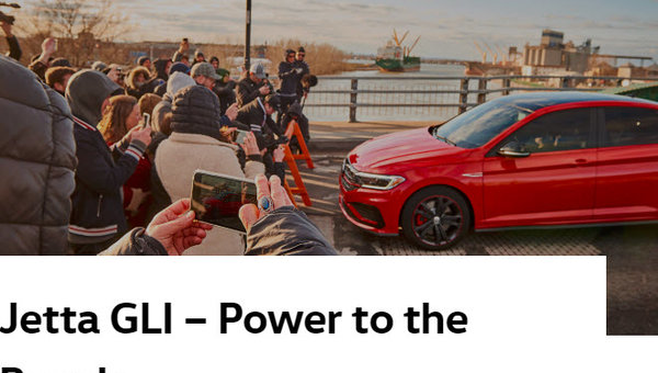 All-New Jetta GLI | Power To The People - Full | Volkswagen Canada