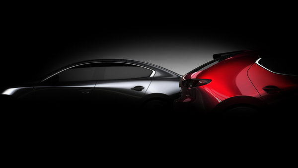 La Mazda3 2019 s'annonce spectaculaire