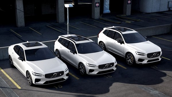 New 415 hp Volvo V60 and XC60 Polestar Engineered models arriving for summer