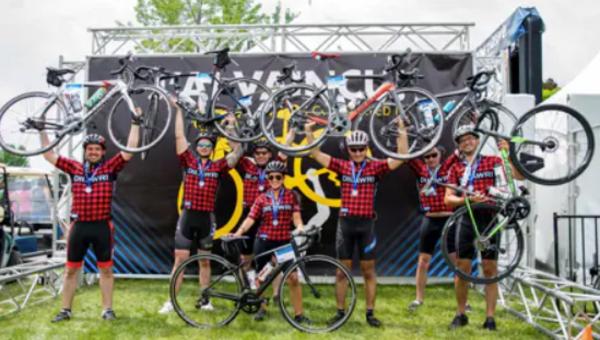 Cyclo-défi contre le cancer