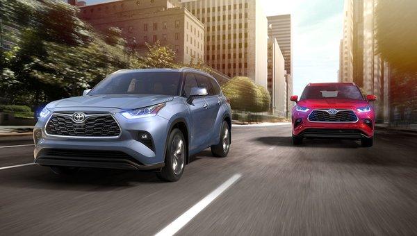 Le Toyota Highlander 2020 est prêt à prendre la route