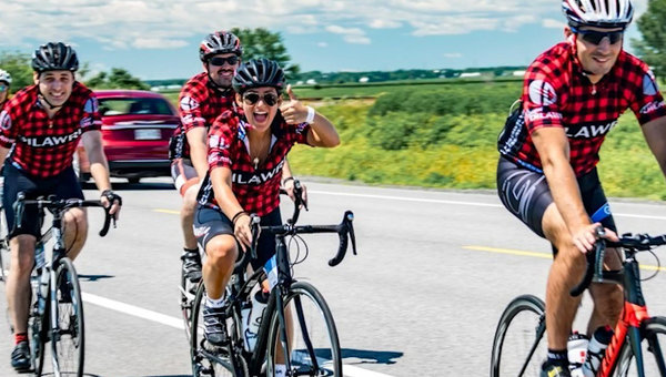 2019 Ride to Conquer Cancer - National Vehicle Sponsor