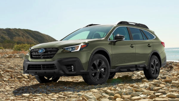 The 2020 Subaru Outback: World-Class Safety, Focused on Adventure