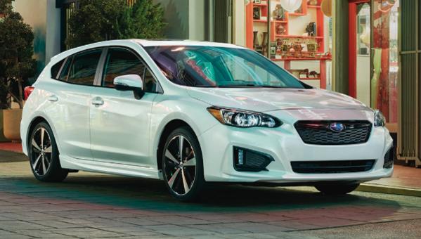 The 2019 Subaru Impreza: Sporty, Quick, and Fun