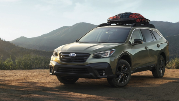 Le Subaru Outback 2020 : nouveau look, plus de technologies