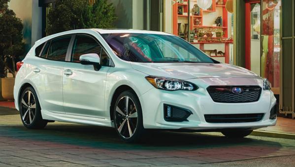 Attendez-vous à être impressionné par la nouvelle Subaru Impreza 2019