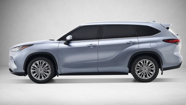 The 2020 Toyota Highlander: Redesigned With Seamless and Efficient Performance