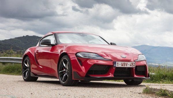 Toyota Supra May Arrive with a Price Tag Just Over $60K