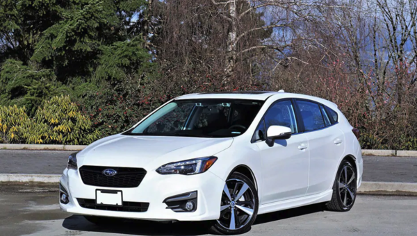 2017 Subaru Impreza Sport-tech 5-Door Road Test