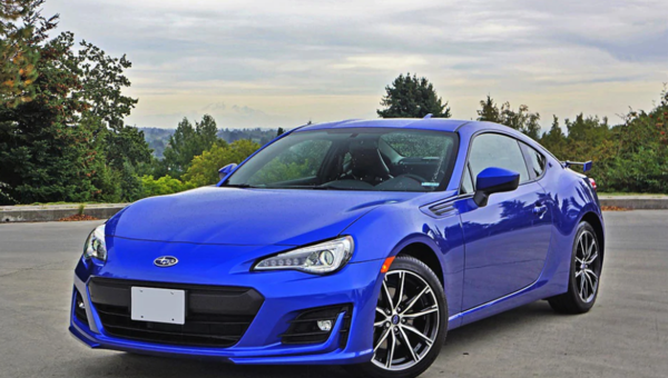 2017 Subaru BRZ Sport-tech Road Test Review