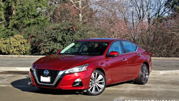 2019 NISSAN ALTIMA EDITION ONE ROAD TEST REVIEW