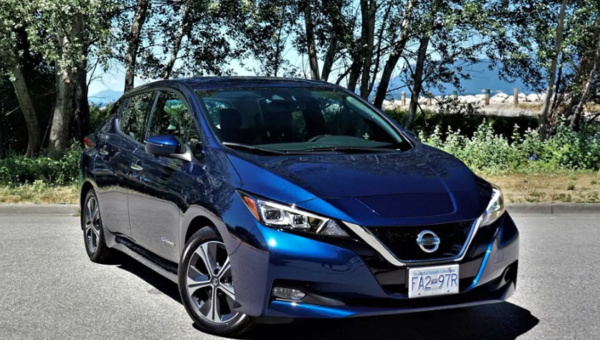 2019 NISSAN LEAF SL ROAD TEST REVIEW