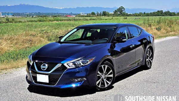 2018 NISSAN MAXIMA PLATINUM ROAD TEST REVIEW