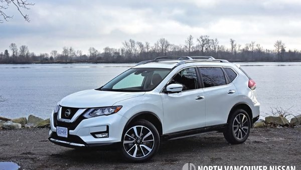 2019 Nissan Rogue SL Platinum AWD Road Test Review