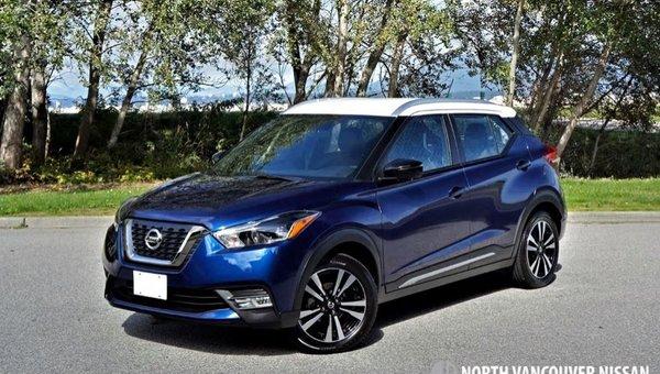 2018 Nissan Kicks SR Road Test Review