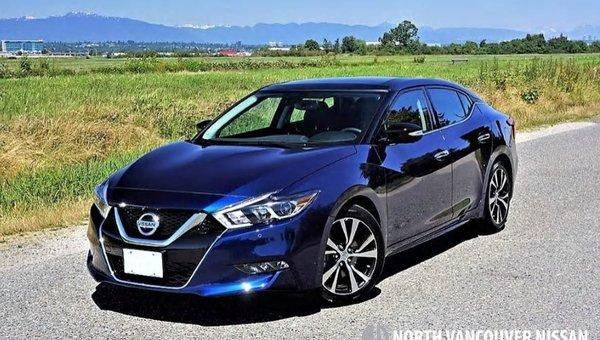 2018 Nissan Maxima Platinum Road Test Review