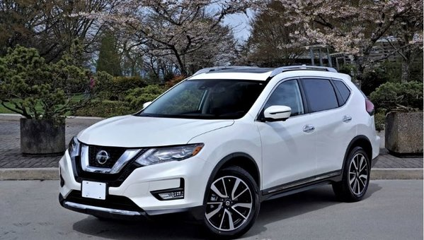 2018 Nissan Rogue SL Platinum AWD Road Test Review
