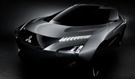 Mitsubishi Toyko Motor Show