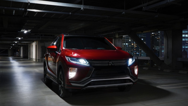 The 2019 Mitsubishi Eclipse Cross: A Bold and Beautiful Crossover