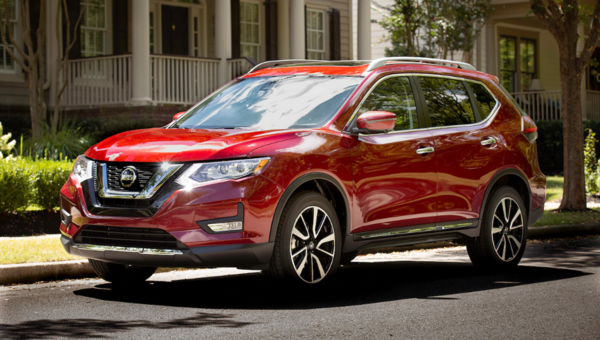 The 2019 Nissan Rogue: A Crossover for Any Lifestyle