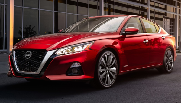 The 2019 Nissan Altima: Decades of Innovation
