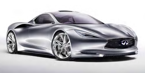 INFINITI Electric Concept