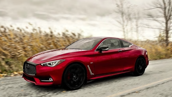 INFINITI Adds Sportier I-Line Styling to 2019 Q50 and Q60 Red Sport 400