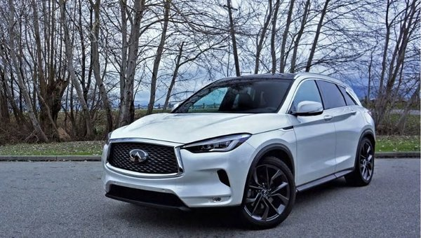2019 INFINITI QX50 Sensory Road Test Review