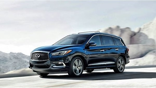 The 2017 INFINITI QX60 vs. the Competition