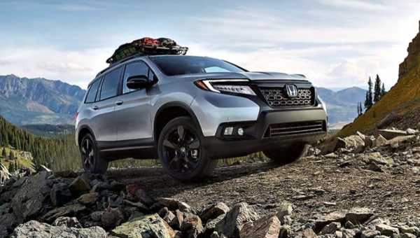 2019 Honda Passport Overview