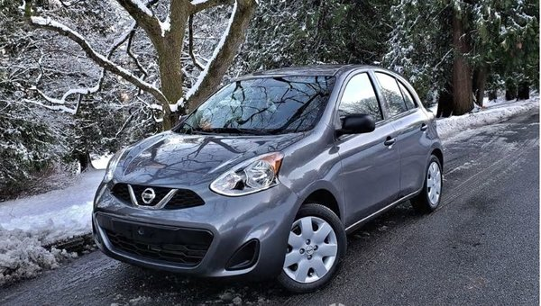 2019 Nissan Micra S Road Test Review
