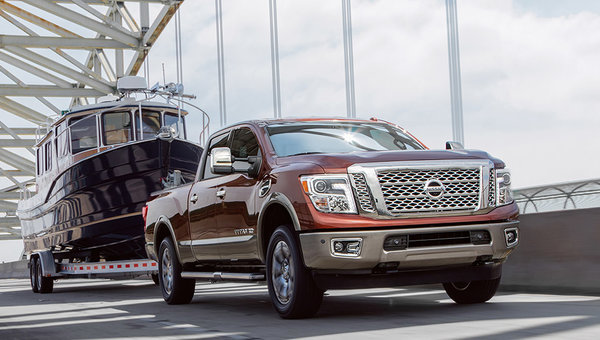 2019 Nissan Titan XD Conquers Any Task