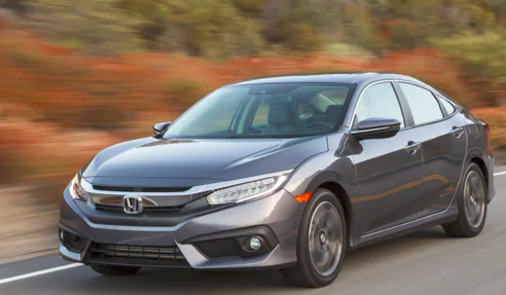 Honda Civic Named Category Award Winner for 2018 Canadian Green Car Award