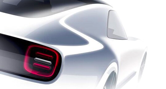 Honda's Sports EV Concept to debut at Tokyo Motor Show