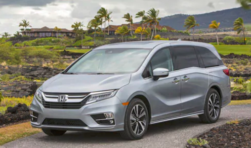 2018 Honda Odyssey Earns Highest Safety Ratings