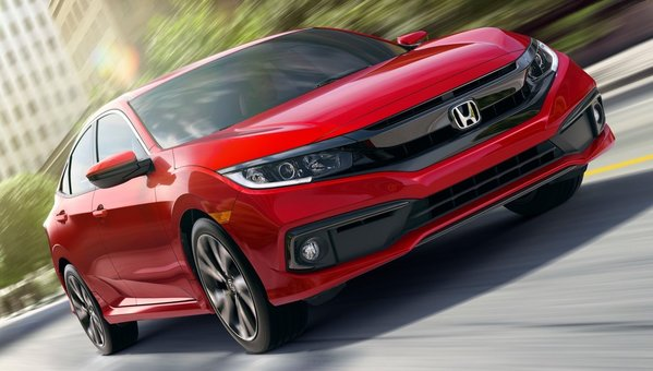 The 2019 Honda Civic Sedan: Updated Styling, Iconic Reliability
