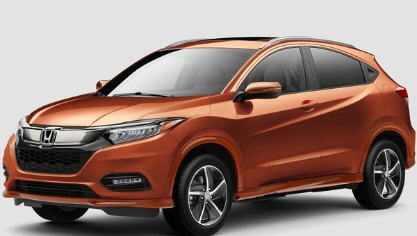 The 2019 Honda HR-V: Your Sporty and Personal Subcompact SUV