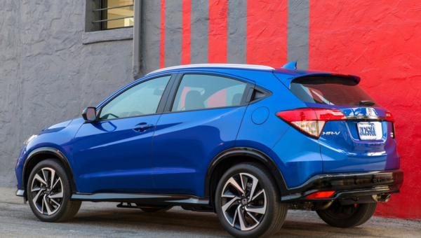The 2019 Honda HR-V: Style, Utility, and Economy in a Subcompact SUV