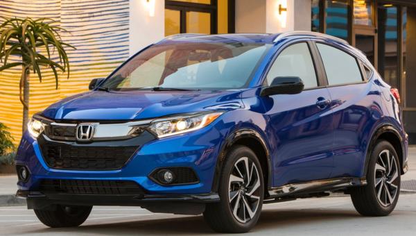 2019 Honda HR-V: Sporty, Convenient, and Flexible