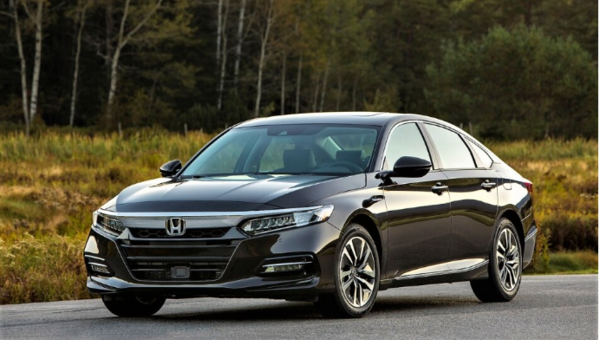 New Honda Accord Hybrid Arrives in Vancouver at Just The Right Time