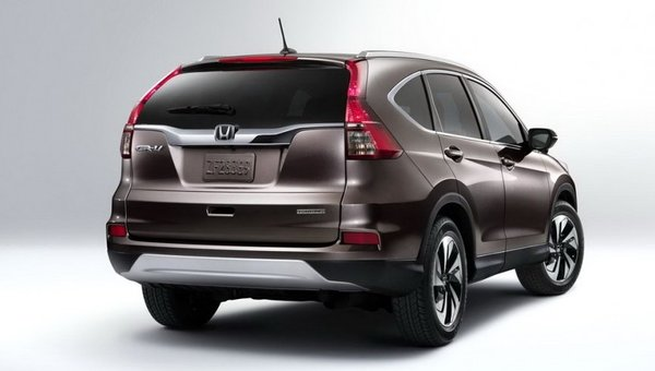 2016 Honda CR-V Video
