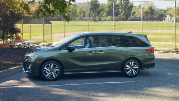 2018 Honda Odyssey Video Review