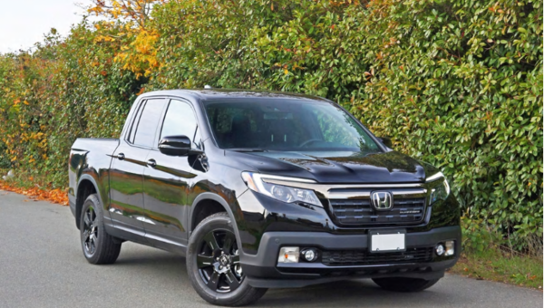 2017 Honda Ridgeline Black Edition Road Test Review