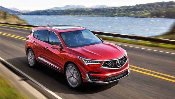2019 Acura RDX Prototype wows Detroit auto show-goers