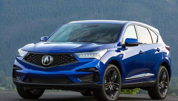 2020 Acura RDX: Bold and Powerful