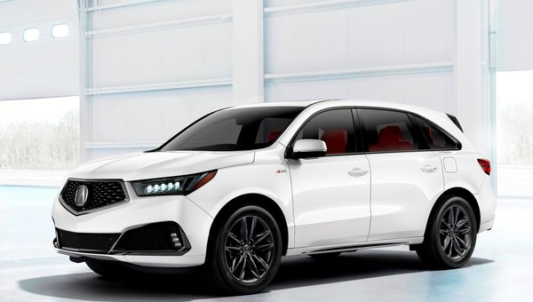 2019 Acura MDX: When Size, Performance, and Style are Required