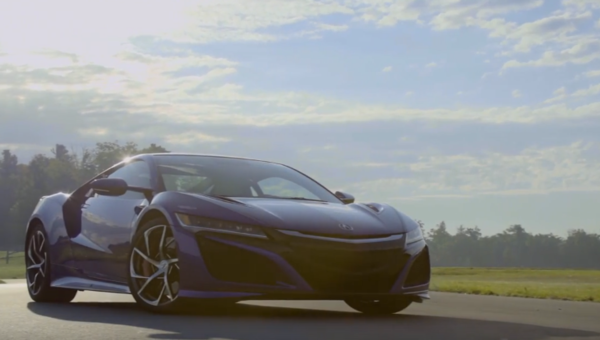 5 Things the 2017 Acura NSX and MDX Have in Common